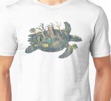Coral Camouflage  Unisex T-Shirt