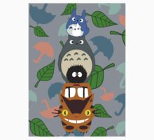 Totem Totoro Kids Clothes