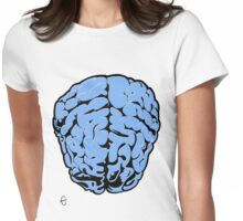 Big Brains 2 Womens Fitted T-Shirt