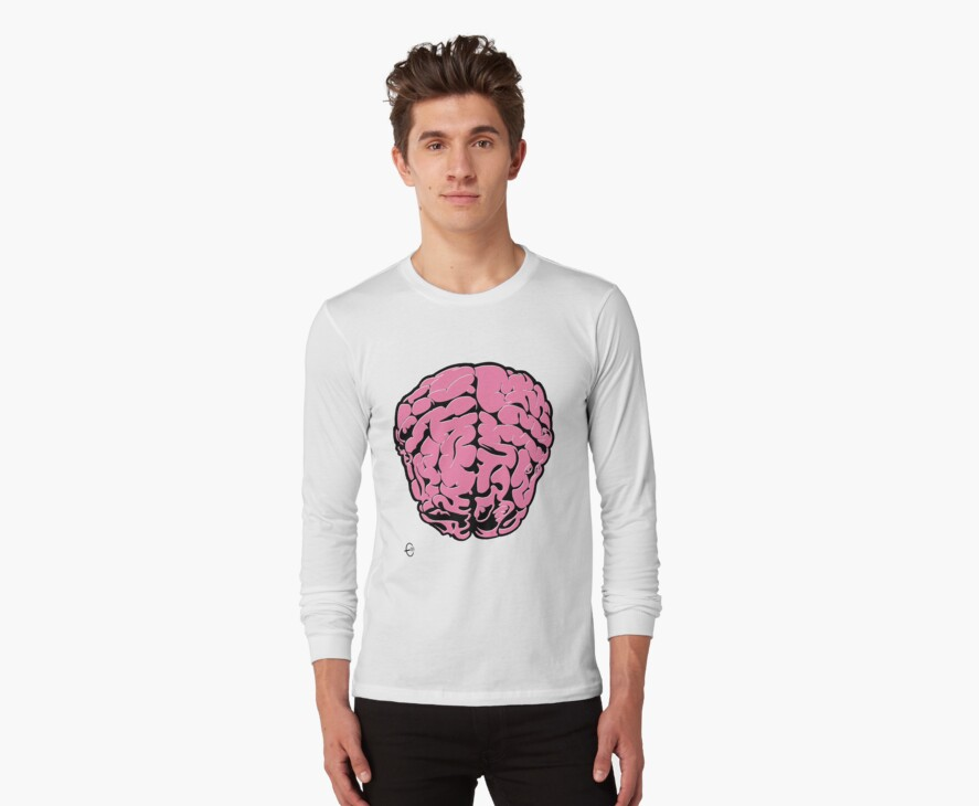 Big Brains by Bizarro Art