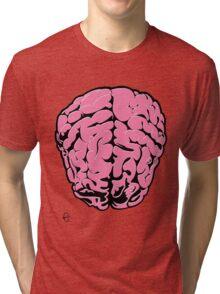 Big Brains Tri-blend T-Shirt