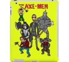 The Axe-Men iPad Case/Skin