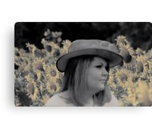 Sweet Southern Belle Canvas Print