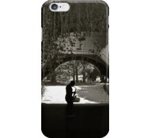 Central Park Player iPhone Case/Skin