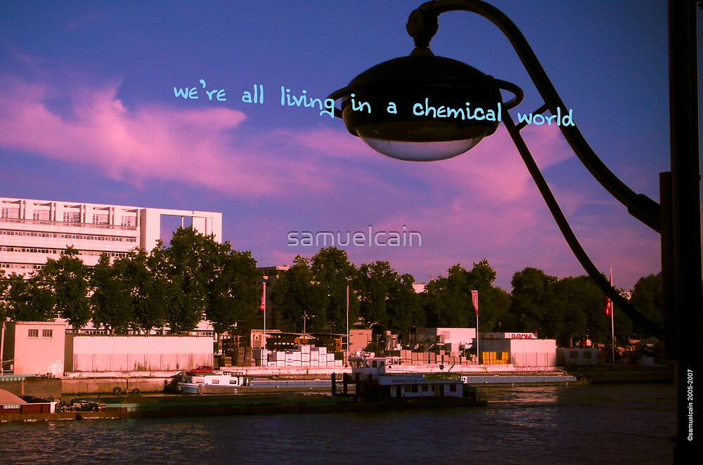 Chemical World by samuelcain
