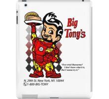 Big Tony's iPad Case/Skin