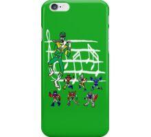 The Green Piper iPhone Case/Skin