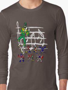 The Green Piper Long Sleeve T-Shirt