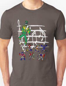 The Green Piper T-Shirt