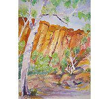 Kings Canyon Northern Territory Photographic Print