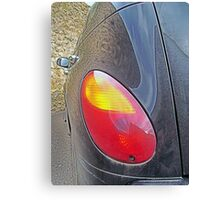 PT Cruiser HDR Canvas Print