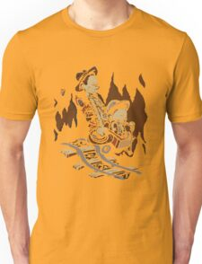 Hold onto your Potatoes, Dr. Hobbes! Unisex T-Shirt