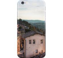 Montepulciano iPhone Case/Skin