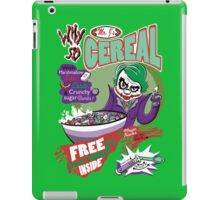 Why So Cereal? iPad Case/Skin