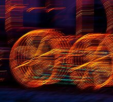 Neon In Motion by sundawg7