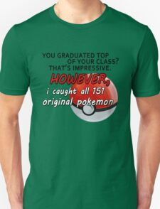 Pokemon Bragger T-Shirt