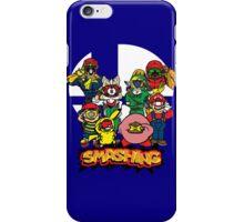 Smashing - START iPhone Case/Skin