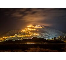 Jebel Hafeet Photographic Print