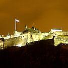 Edinburgh Castle by Steven McEwan