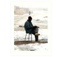 Life (Afghanistan) 2 Art Print