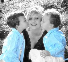 """ My boys"" by Heather McSpadden"