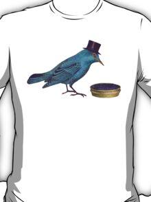 Gentlebirds Prefer Caviar  T-Shirt