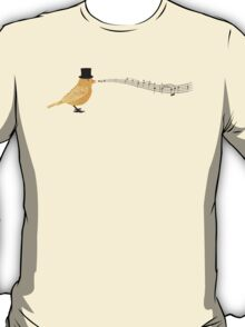 Classical Canary  T-Shirt