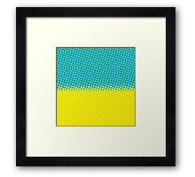 Half Tan - Lemonade Framed Print