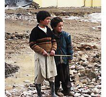 Life (Afghanistan) 7 Photographic Print