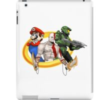 Console Mascots team up iPad Case/Skin