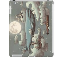Ocean Meets Sky  iPad Case/Skin