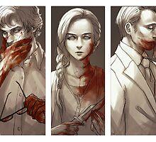Hannibal - Murder Family by feredir