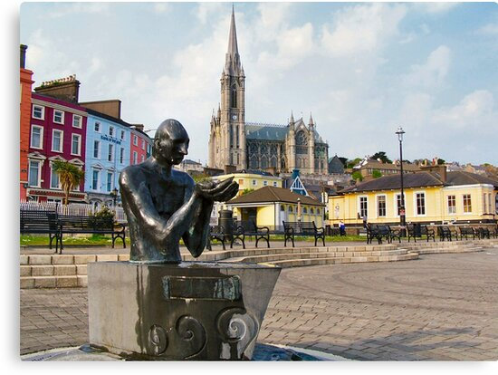Port of Cobh, Co. Cork, Ireland by Pat Duggan
