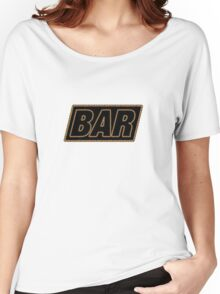Bar Rope Edge  Women's Relaxed Fit T-Shirt