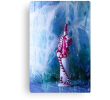 A Very Frosty Xmas Canvas Print