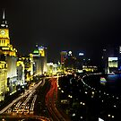 The Bund by retsilla