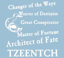 Tzeentch, Architect of Fate Kids Clothes