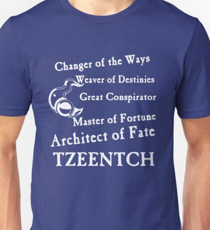 Tzeentch, Architect of Fate Unisex T-Shirt