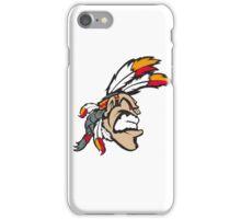 American indian man kentucky iPhone Case/Skin
