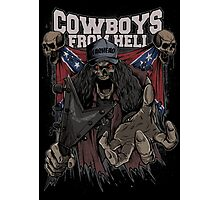 Cowboys From Hell Photographic Print