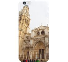 Catedral de Toledo. iPhone Case/Skin
