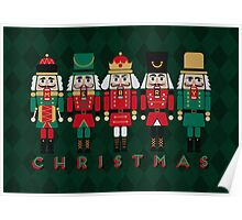 The Christmas Nutcrackers Poster