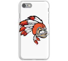American indian man kentucky sport iPhone Case/Skin