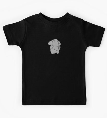 elephants are concerned about the current political climate Kids Tee