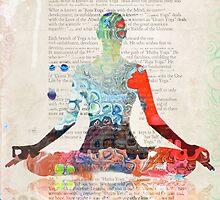 Atlantida Yoga Book by Pranatheory