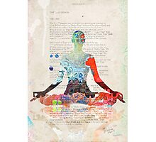 Atlantida Yoga Book Photographic Print