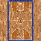 Basketball Court by PixelRider