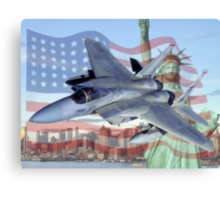 F-15 Eagle Canvas Print