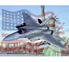 F-15 Eagle Photographic Print