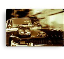 Packard on Sixth Street  Canvas Print